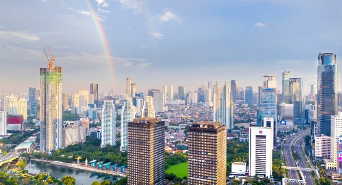 Air Quality During Physical Distancing: A Closer Look in Jakarta